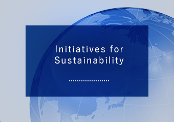 Efforts to Improve Sustainability