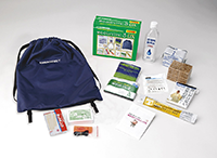 Preparation of Disaster Readiness Packs